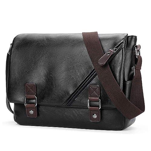 comprar bolso cuero hombre