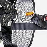 HUHONG Full Body Climbing Harness Safe Seat Belt