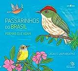 capa de Passarinhos do Brasil. Poemas que Voam
