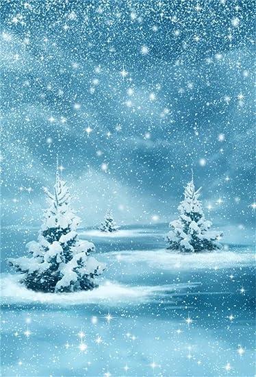 Paesaggi Natalizi Sfondi.Yongfoto 1x1 5m Vinile Sfondo Fotografico Natale Albero Xmas