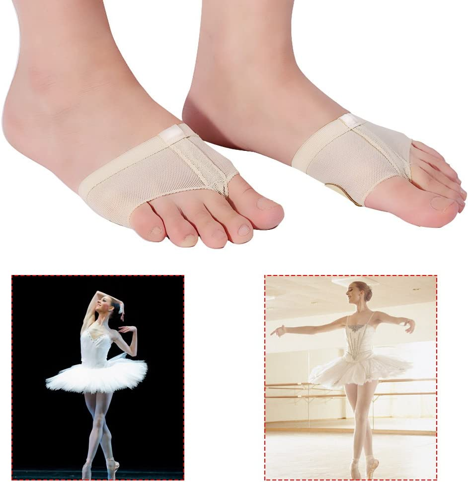 Amazon Com Dance Foot Thongs Thong Toe Paws Lyrical Shoes Lyrical Ballet Belly Dance Foot Thongs Dance Paw Pad Shoes Half Sole Xl Health Personal Care