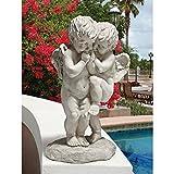 Design Toscano Cherubs d'Amour Statue Review