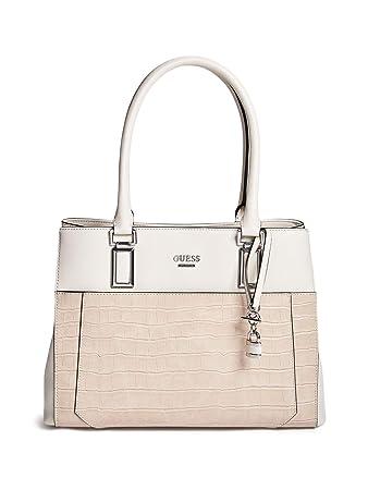 Amazon.com  GUESS Factory Women s Lambert Girlfriend Satchel  Fashion-USA 50b70dae6cd71