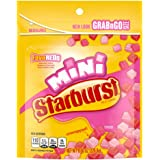 Starburst Favereds Minis Fruit Chews Candy, 8-Ounce Grab N Go Size Resealable Bag