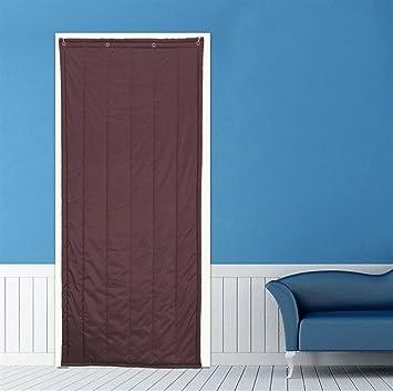 Icegrey Rideau De Porte Isolant Thermique Isolation Porte Avec Coton