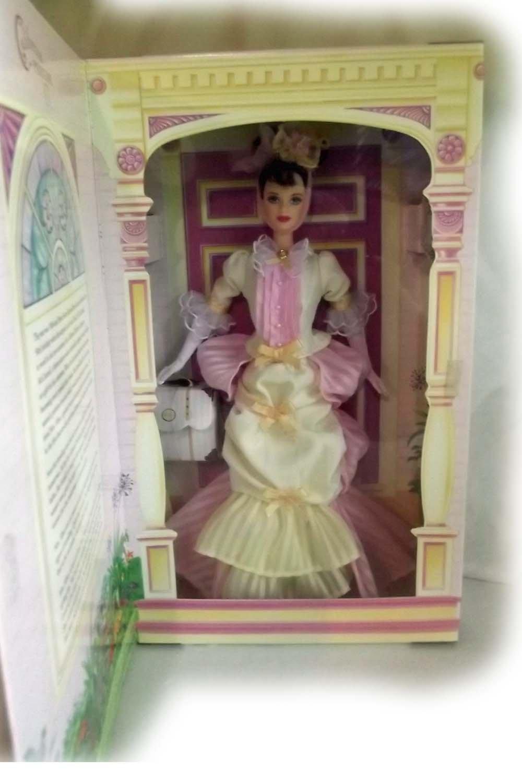 Mattel Barbie P.f.e Albee Avon Special Edition