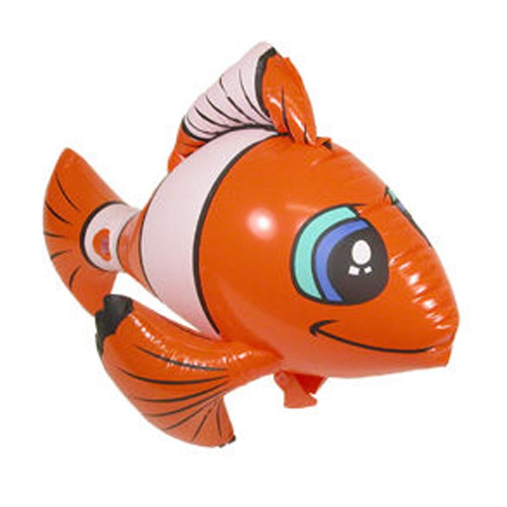 Rhode Island Novelty 24 Tropical Fish Inflate