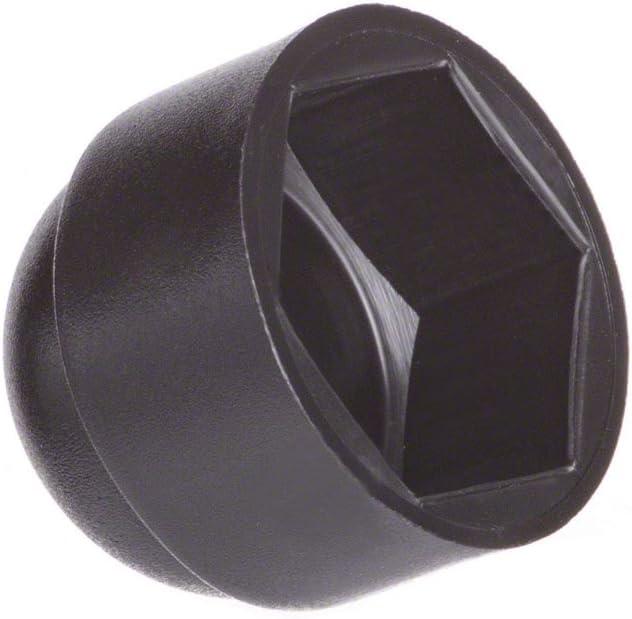 25 piezas capuchones para tornillos 5 antracita protectores para tornillos tap/ón tapas tap/ón de tubo