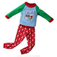 The Elf on the Shelf Claus Couture Collection Keep it Merry PJs