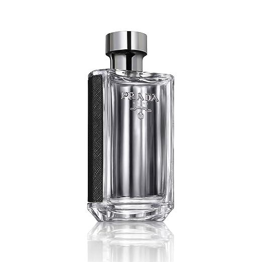 05f0a6626 Prada L'Homme Eau De Toilette Spray, 3.4 Fluid Ounce