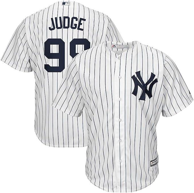 Camiseta de béisbol para Hombres con Nombre y número Personalizados, Camisetas Personalizadas para Hombres, Nombres Personalizados con el Nombre de Cualquier Jugador de béisbol: Amazon.es: Ropa y accesorios