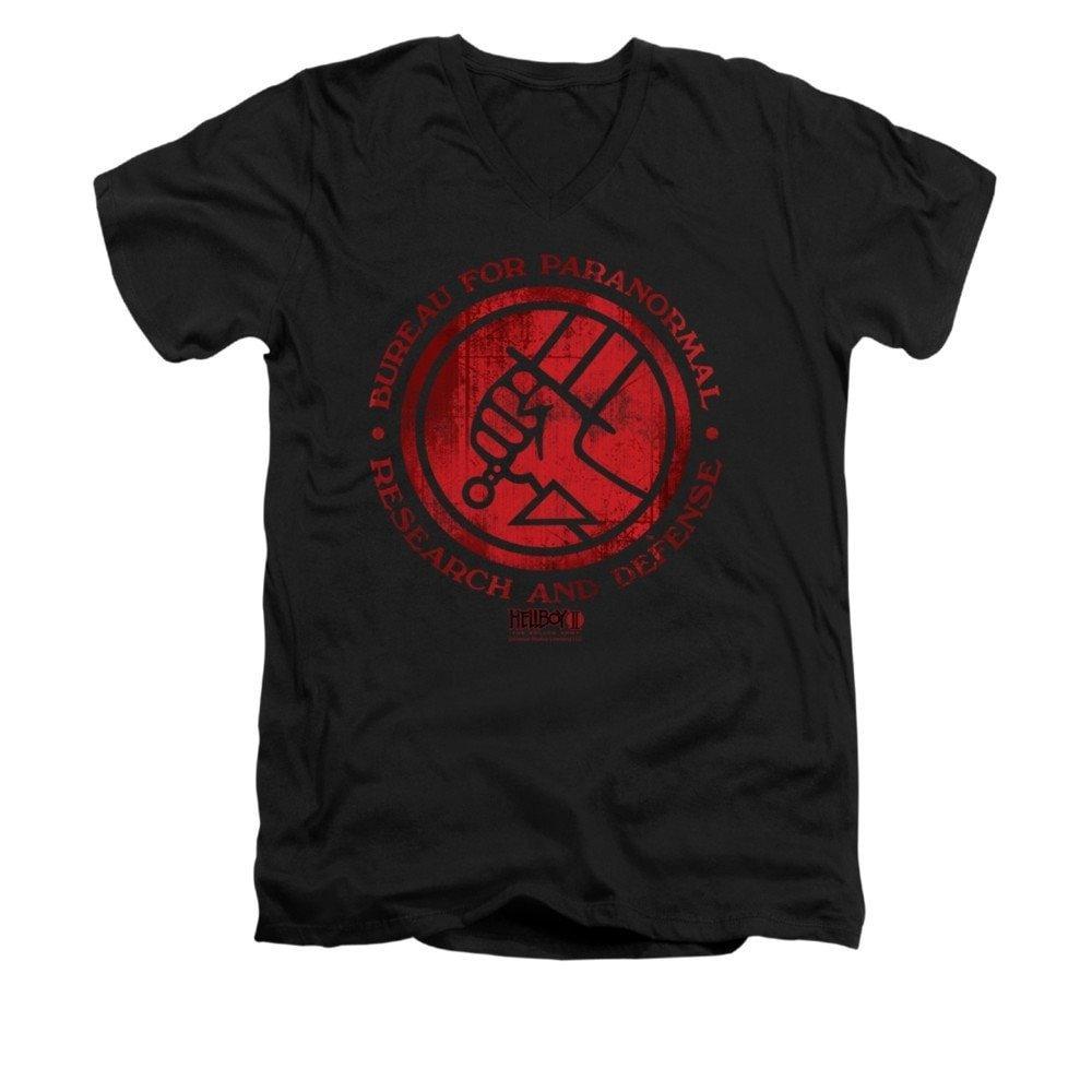 Hell Ii Bprd Logo Adult T Shirt 8827