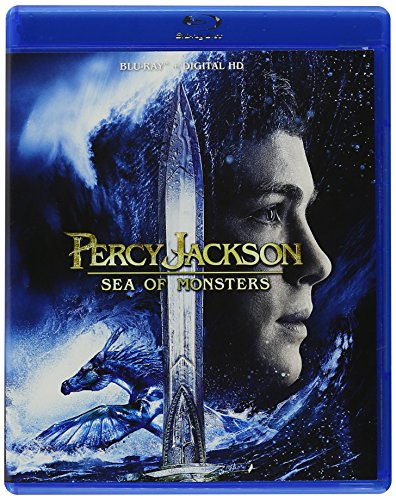 Percy Jackson: Sea of Monsters Blu-ray