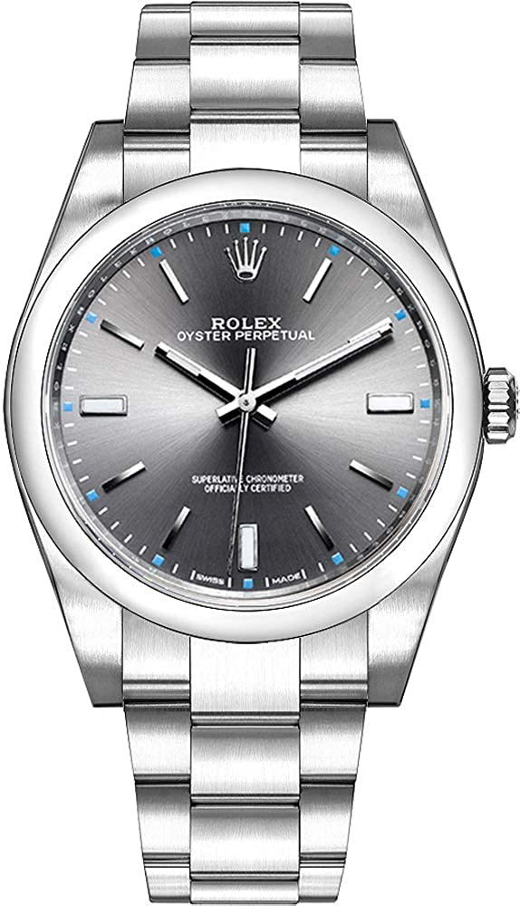 Rolex Oyster Perpetual 114300: Rolex: Amazon.fr: Montres