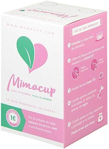 Mimacup - Copa menstrual Lavanda Talla S
