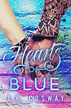 Hearts of Blue (Hearts Series Book 4) by [Cosway, L.H.]