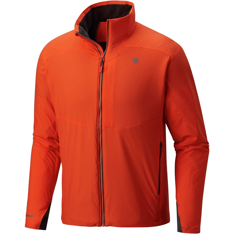 マウンテンハードウェア アウター ジャケット&ブルゾン Atherm Insulated Jacket Men's State Oran 1fp [並行輸入品] B076CFT7SB  XL