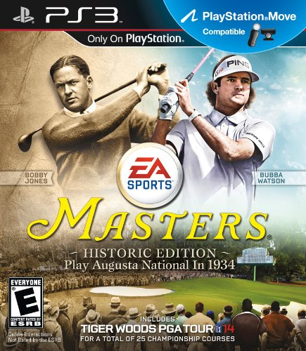 14: Masters Historic Edition - Playstation 3 ()