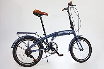 Bicicleta plegable para + + + Nano 360 Pro + + + ciudad Rueda, de