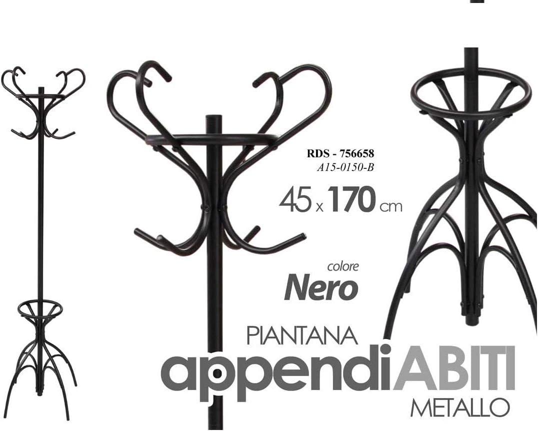 Generico Appendiabiti attaccapanni da Terra Vintage portaombrelli in Ferro