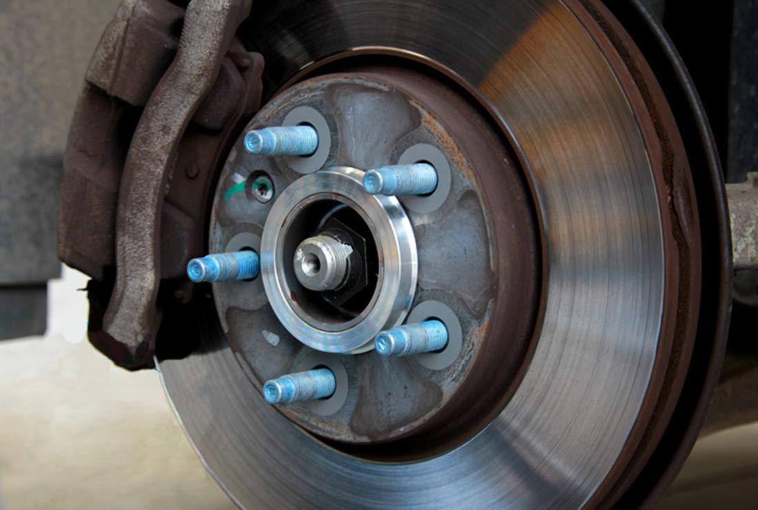 54.1mm 72.6mm Aluminium Hub Centric Centering Rings Wheel Hub Ring Set Inside Outside Diameter Wheels Caps Heat Resistant Strong Performance Never Break Never Melt INCLUDES 4 PIECES Universal Fit