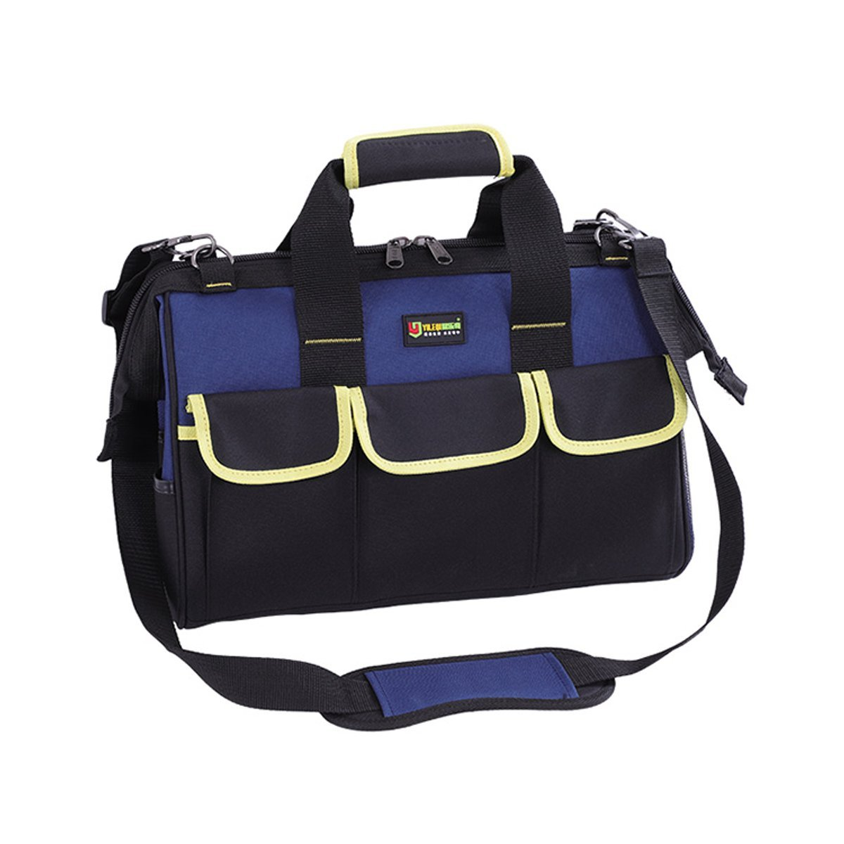 Tool Organizers 14inch 16inch Tool Bag Heavy Duty Oxford Pouch Case Holder Waterproof Pocket - (Inch: 16 Inch)