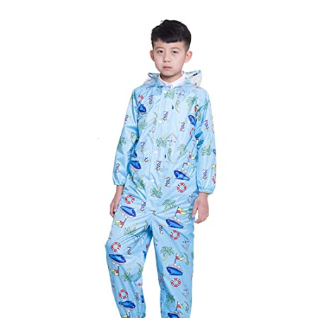 67d141ca6980 Children s raincoat Geyao Primary School Boys And Girls Baby ...