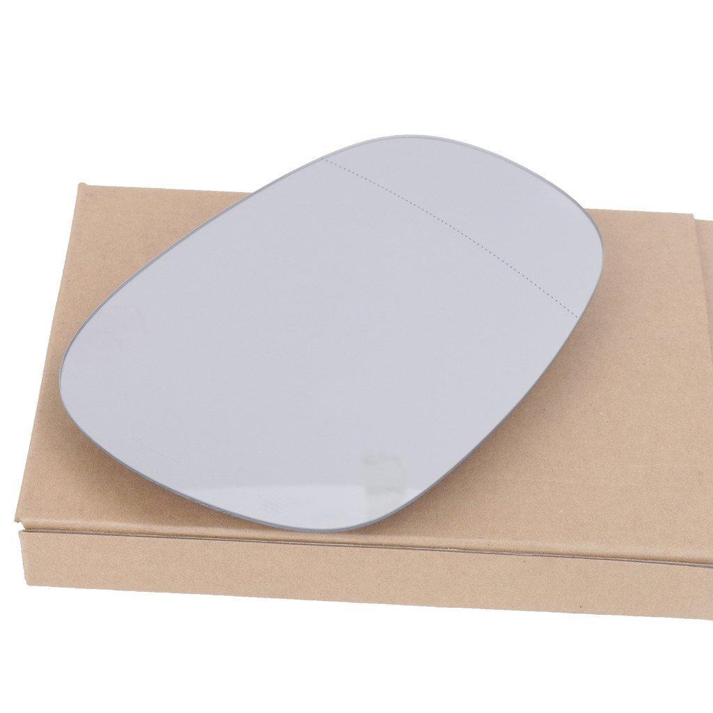 Ricoy per E82/E90/E91/E92/E46/OEM con specchio in vetro/ bianco confezione da 2 /riscaldato in vetro