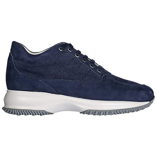 Hogan Sneakers Interactive Donna Blu  Amazon.it  Scarpe e borse 4785a7a9530