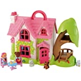 Early Learning Centre - 125417 - Loisirs Créatifs - Happyland Cherry Cottage