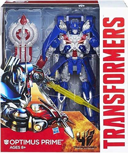 Age of Extinction Leader Class Optimus Prime Figure