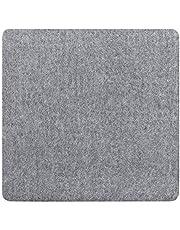 Ullfilt strykbräda, ull strykmatta quiltning pressdyna, ull strykmatta för precision quiltad järnbräda för täcken (33 x 35 cm)