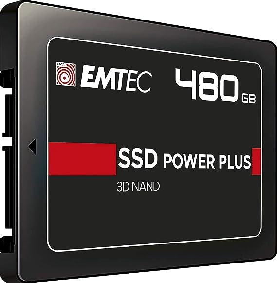 Emtec Internal SSD X150 480 GB: Amazon.es: Informática