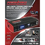 King Canada PX-500 Multi-Function Car Jump Starter and Emergency Power Source