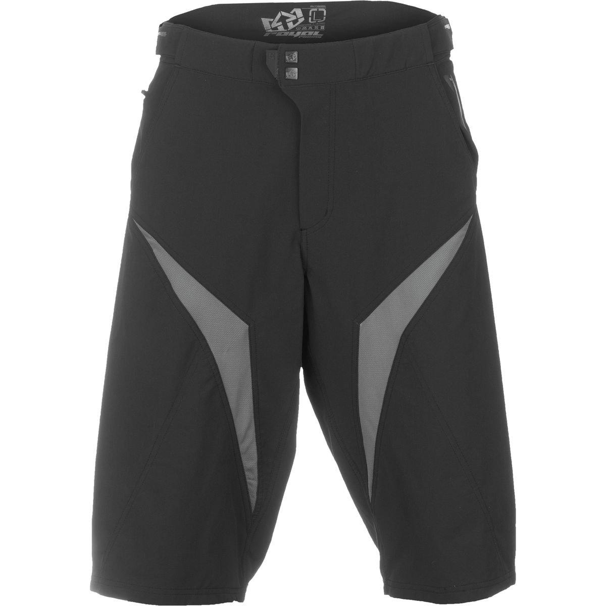 Royal Racing Esquire  Shorts, Black, XX-Large
