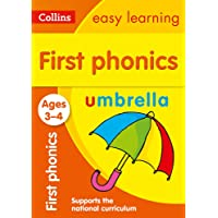 First Phonics Ages 3-4: Ideal for Home Learning