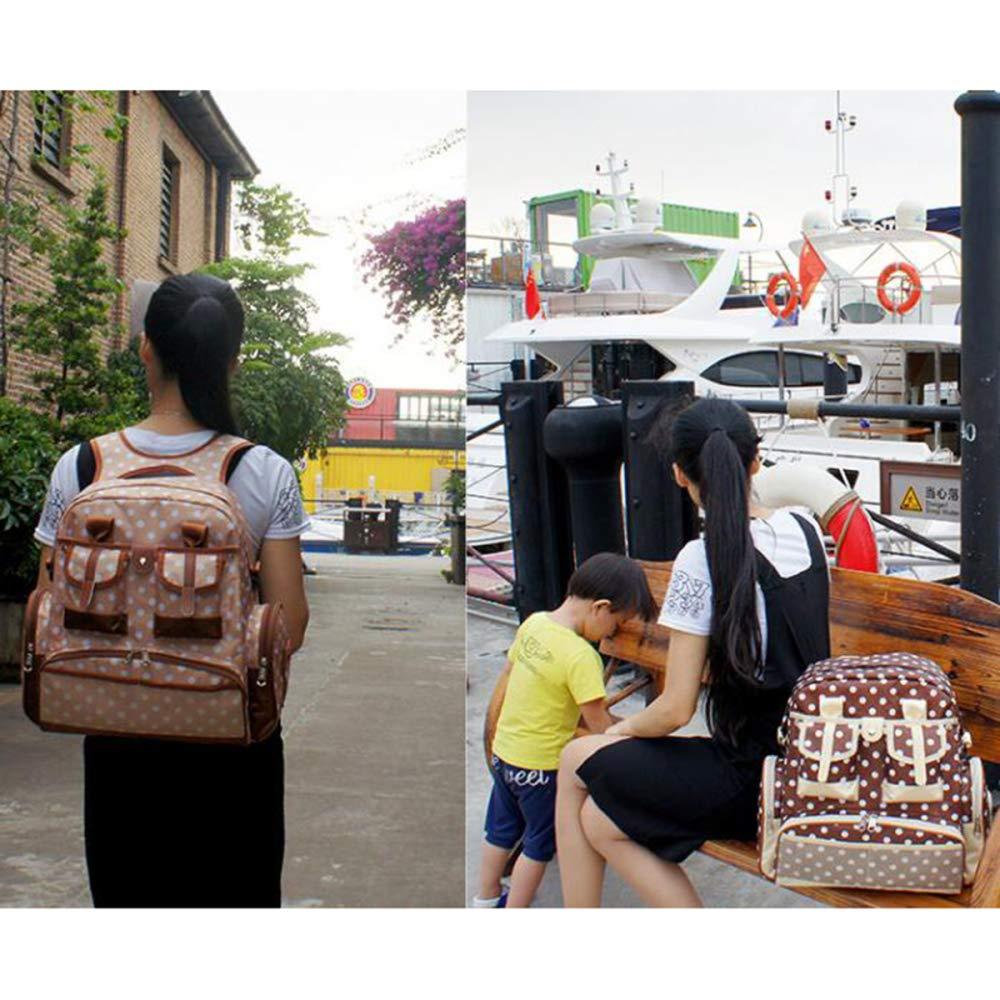 WU ZHI Frauen Rucksack Rucksack Rucksack Mamabeutel Oxford Tuch Multifunktions Travel Daypack Damen Schule Schultertasche B07MTD8PWH Daypacks Schönes Design 4a9792