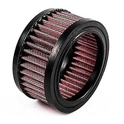 Motorcycle Universal Replacement Air Cleaner Intake Filter For Sportster XL 883 XL1200 X48 2004-2020: Automotive