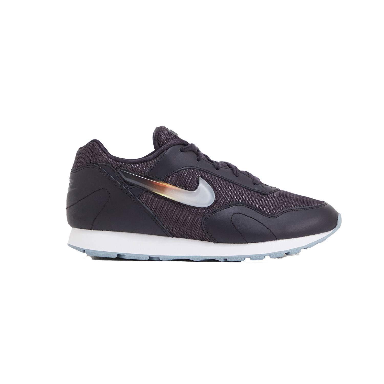 MultiColor (Oil gris   Summit blanco   Obsidian Mist 001) Nike W Outburst PRM, Hauszapatos de Atletismo para mujer
