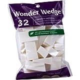 Wonder Wedge Cosmetic Wedges #1001 Makeup Sponges