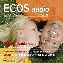 ECOS audio - El amor habla español. 2/2014