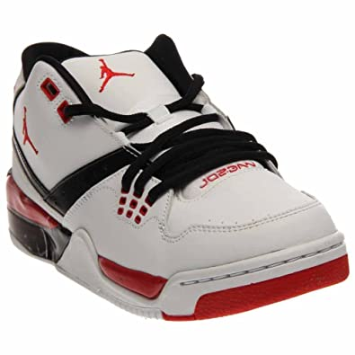 317821 116 AIR JORDAN FLIGHT 23 BG GRADE SCHOOL SNEAKERS