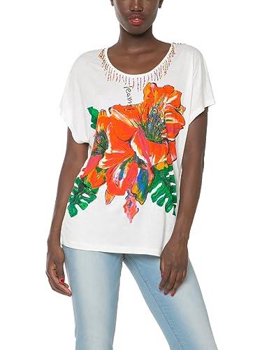 Desigual Alegria – Camiseta Mujer