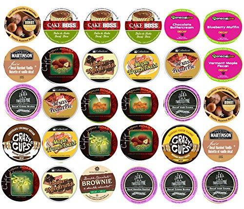 Flavored Sampler Different Hawaiian Hazelnut