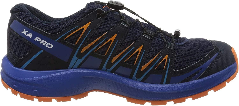 SALOMON XA Pro 3D J, Chaussures de Trail Mixte Enfant