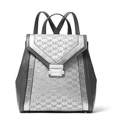 49608037c5ca Image Unavailable. Image not available for. Color  MICHAEL Michael Kors  Whitney ...