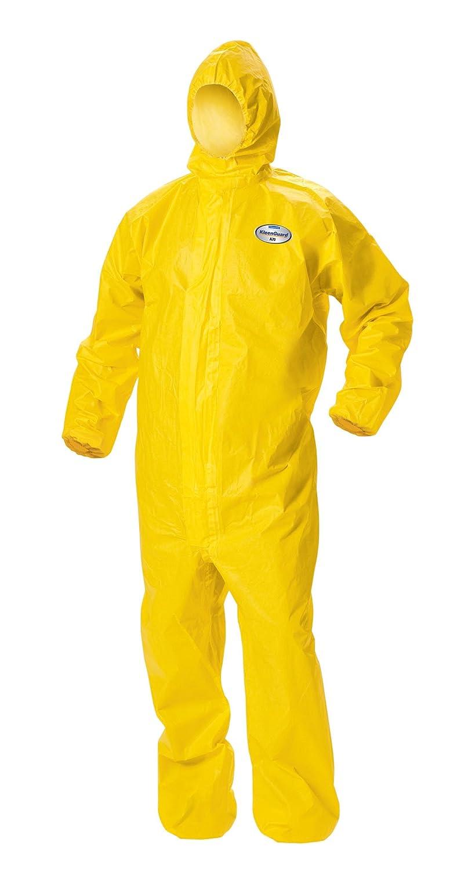 Kimberly-Clark Kleenguard A70 tela costura Bound químicos ...