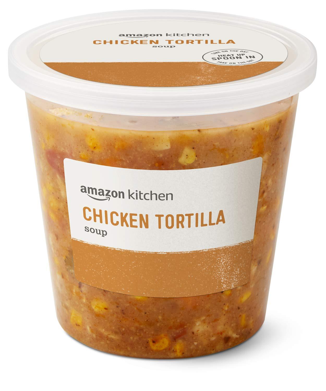 Amazon Kitchen, Chicken Tortilla Soup, 24 oz