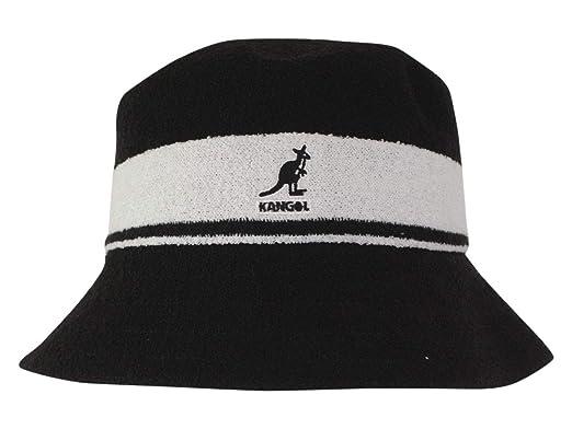 f1ff8702c Kangol Men, Women Bermuda Stripe Bucket at Amazon Women's Clothing ...