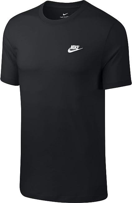 Nike M NSW Club Tee T-Shirt Homme: MainApps: Amazon.fr: Sports et Loisirs